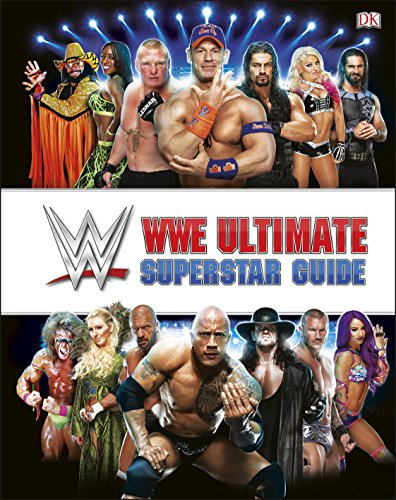 WWE Ultimate Superstar Guide, 2nd Edition par Jake Black