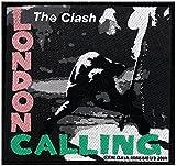 Search : The Clash London Calling Patch 10x 9.5cm Punk Rock Ska