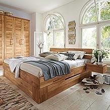 suchergebnis auf amazon.de für: massivholz doppelbett 200x200 - Schlafzimmer Bett 200x200