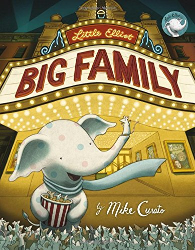 Little Elliot, Big Family por Mike Curato