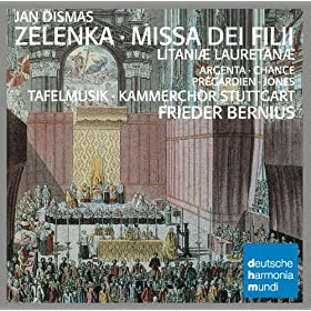 Missa dei Filii, ZWV 20: Missa dei Filii, ZWV 20: Cum Sancto Spiritu I (Coro)