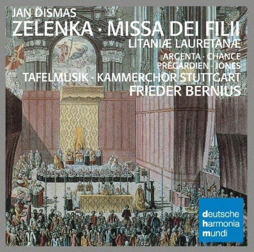 Zelenka: Missa Dei Filii/Litan...