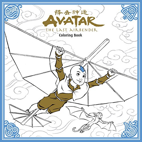 Avatar: The Last Airbender Coloring Book