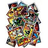 LEGO Ninjago - 50 Basiskarten-Set + Bonus Spezialkarte - Deutsche Ausgabe by Lego