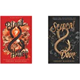 Shelby Mahurin : Serpent & Dove + Blood & Honey ( Set of 2 Books)