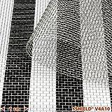 YSHIELD® V4A Edelstahlgewebe V4A10   HF+NF   Breite 100 cm   1 Laufmeter