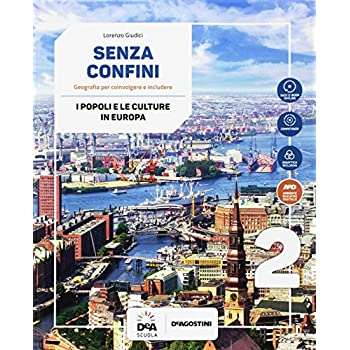 Senza Confini. Per La Scuola Media. Con E-Book. Con Espansione Online. Con Libro: Atlante. Con Dvd-Rom: 2