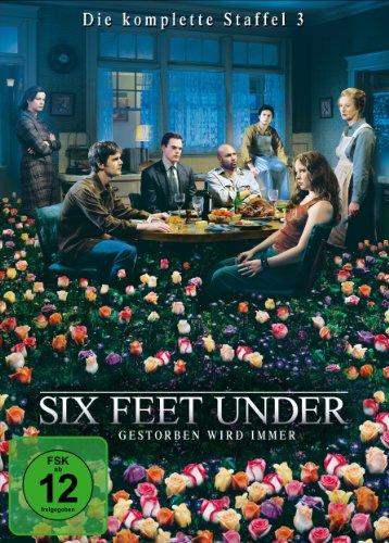 Bild von Six Feet Under - Gestorben wird immer, Die komplette Staffel 3 [5 DVDs]