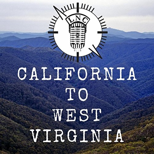 California to West Virginia