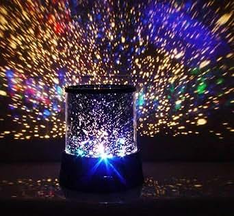 ZNL LED Sternenhimmel-Projektor mit 3 Leuchtprogrammen SKY 01