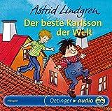 Der beste Karlsson der Welt: Hörspiel