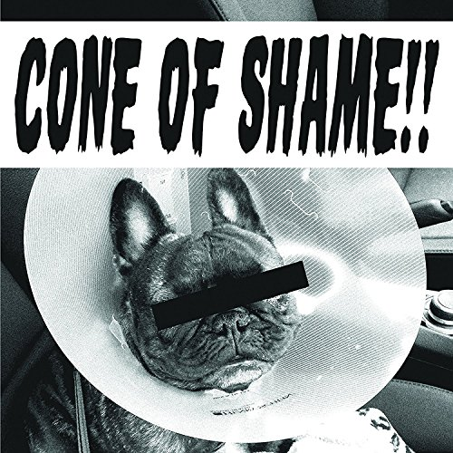 """Cone of Shame (7"""" Red Vinyl)"""