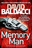 Image de Memory Man (Amos Decker series Book 1) (English Edition)