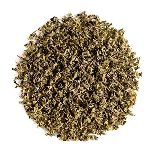 Oregano Organic Spice Gourmet Herb - Culinary herb Staple of Italian Cuisine - Dried Greek Wild Marjoram Loose Leaf Seasoning Tea 100g