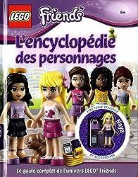 Lego Friends, L'encyclopédie des personnages