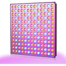 Toplanet 45w Coltiva Lampada Grow Light Rosso Blu Leggero 169 LEDS per Serra Piante Grow Box