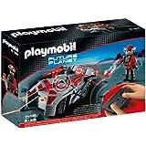 Playmobil Future Planet - 5156 - Jeu de construction - Vhicule des Darksters command par infrarouge avec rayon lumineux