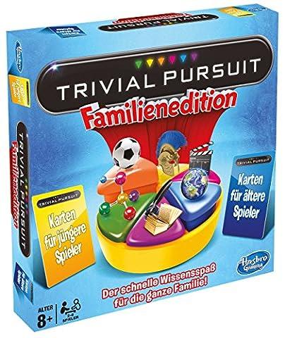 Hasbro Spiele 73013594 - Trivial Pursuit Familien Edition, Familienspiel