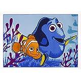 Tappeto Bambini Dory e Nemo 133x 95cm budies