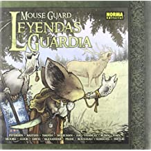Mouse Guard Leyendas de la guardia 1 (CÓMIC USA)