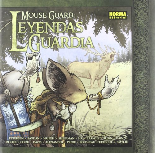 Mouse Guard Leyendas de la guardia 1 (CÓMIC USA) por Petersen