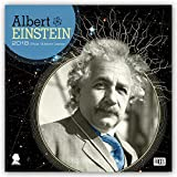 Albert Einstein 2018 - 18-Monatskalender: Original BrownTrout-Kalender [Mehrsprachig] [Kalender] (Wall-Kalender) - BrownTrout Publisher