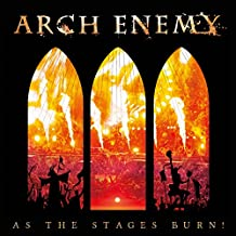 As The Stages Burn! (Ltd. Deluxe CD+DVD+Blu-ray Box set)