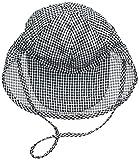Melton Baby-Jungen Kappe Sommerhut mit Schirm und Nackenschutz UV 30+