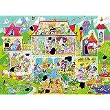 Galt Toys Magic Puzzle Fairy Palace
