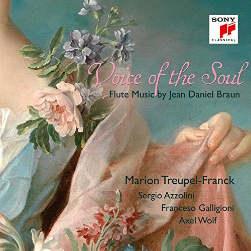 Voice of the Soul - Flute Music by Jean Daniel Braun