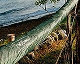 DD Sleeve Snakeskin Hängematten Schutzhülle olivgrün