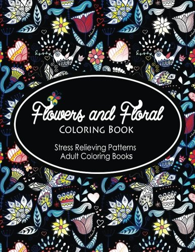2: Flowers and Floral Coloring Book: Fashion inspired Adult Coloring Book Sketchbook for Artists, Designers, and Doodlers: Volume 2 (Vogue Fashion Sketches Coloring Book)