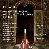 Elgar: The Spirit Of England [Ben Palmer, Judith Howarth, Simon Callow] [Somm: SOMMCD 255]
