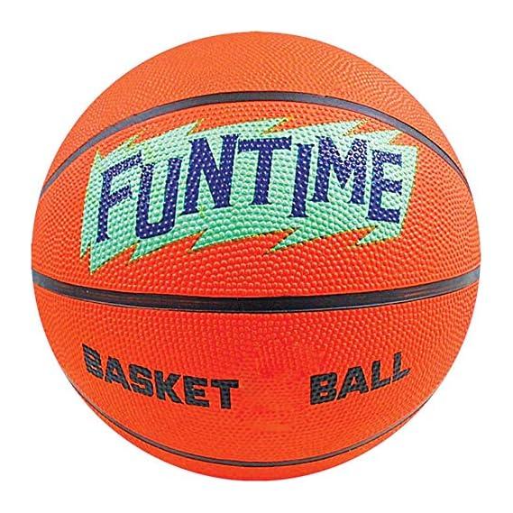 Cosco Funtime Basket Balls, Size 5 (Orange)