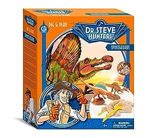Geoworld - Spinosaurus, Figura (DeQUBE Trading S.L. CL1644K)