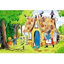 Boxpuzzle Hänsel und Gretel (48 Teile)