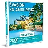 SMARTBOX - Coffret Cadeau - ÉVASION EN AMOUREUX - 2000 SÉJOURS : maisons d'hôtes, d'hôtels de charme ou de domaines