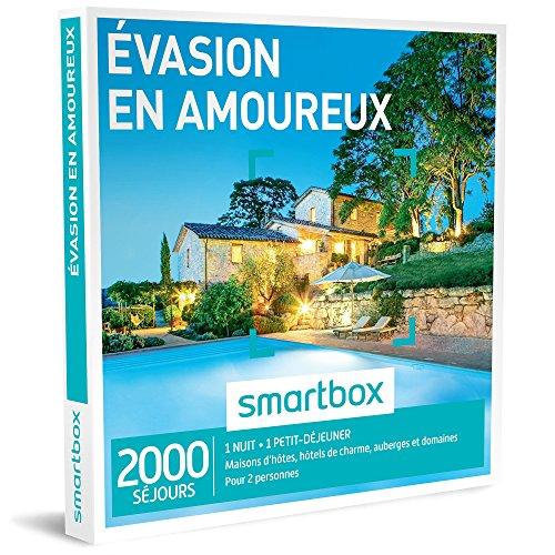 SMARTBOX - Coffret Cadeau - EVASION EN AMOUREUX - 530...