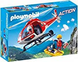 #8: Playmobil Mountain Rescue Helicopter