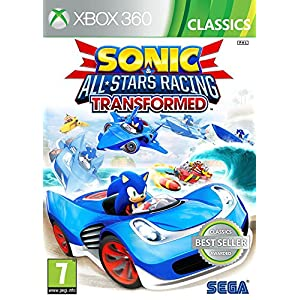 Sonic and Sega All Star Racing Transform (Xbox One/Xbox 360) [ ]