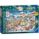Ravensburger Which One's Santa? 2017 Limited Edition Puzzle, 1000 Einzelteile