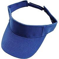 chiwanji Cappellino Da Visiera Da Sole Donna Uomo Golf Tennis Cappello Sportivo Protezione UV Estiva Cappello Da…