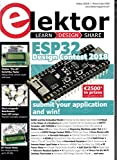 Elektor Business english 2 2018 ESP Design Contest Zeitschrift Magazin Einzelheft Heft