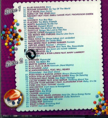 incl. Sonnentanz mit Gesang (Compilation CD, 44 Tracks)