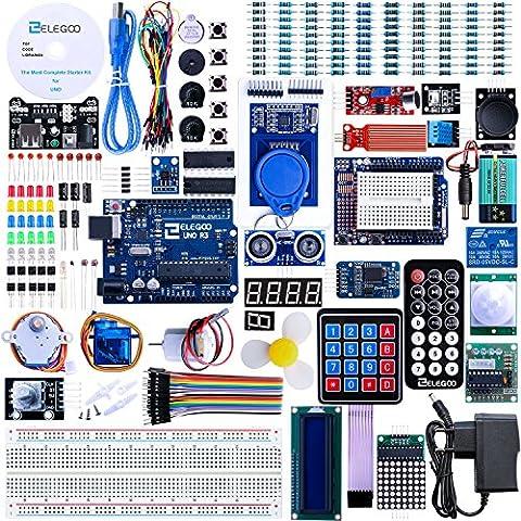 Set / Kit für Arduino - Elegoo UNO Projekt Das