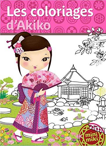 Minimiki - Les coloriages d'Akiko