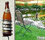 1 Stück Bierflaschenhalter 100 cm Flaschenhalter Bierflasche Bier von Gartenwelt Riegelsberger