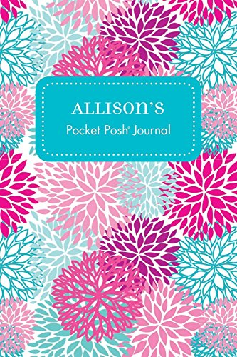 Allison's Pocket Posh Journal, Mum