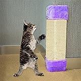 JIALUN-Produits pour animaux Chat Toy Furniture Protection Escalade Cadre Sisal Chanvre Scratch Board, Taille: 49 x 23 x 2cm Livraison Couleur Aléatoire