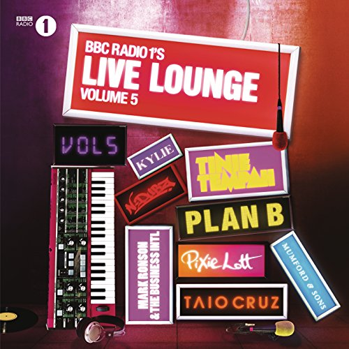 Radio 1's Live Lounge, Vol. 5